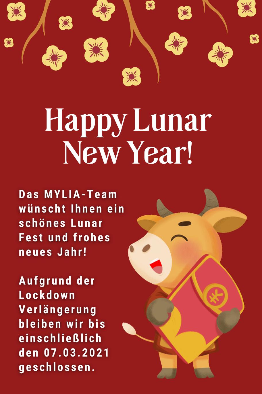 MYLIA Happy New Year Lunar